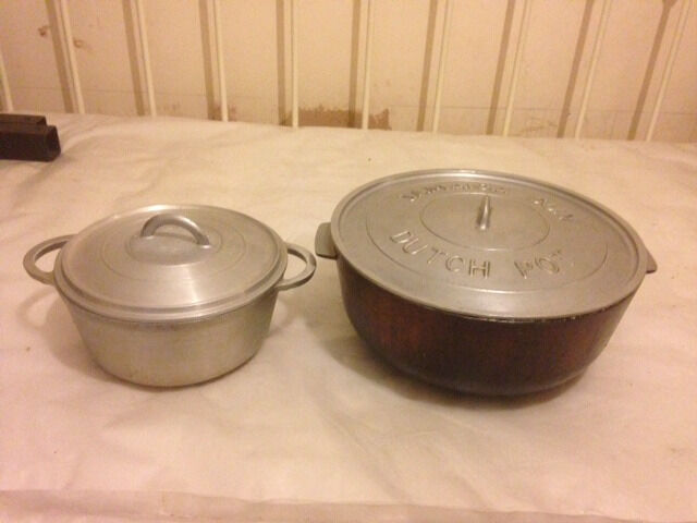 Jamaica Sun Dutch Pot Large 30cm And Small Dutch Pot