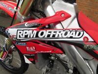 HONDA CRF 450X RE 2014 ELECTRIC START ROAD REG'ED ENDURO BIKE