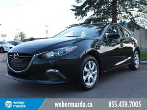 2015 Mazda Mazda3 GX SPROT - AUTO - WE FINACE WITH NO FEES