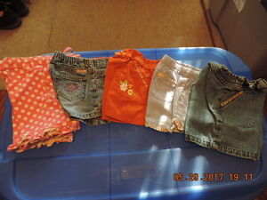 Girl's Size 12-18months Shorts, Pants & Leggins