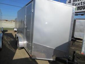 BOW OUT 7' x 12' STEALTH TITAN, RAMP DOOR, WEDGE & EXTRA HEIGHT
