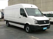 2015 Volkswagen Crafter 2EH1 MY15 35 TDI 340 LWB White 6 Speed Manual Van Revesby Bankstown Area Preview