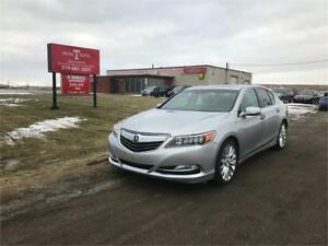 2014 ACURA RLX TECH PACKAGE! MANAGERS SPECIAL!