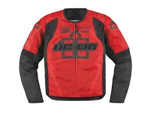 Icon Motorcycle Jacket built in protection