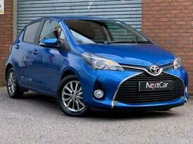 Toyota Yaris 1.33 VVT-i Icon,Gorgeous Very Low Mileage Example with Sat Nav