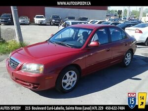 Hyundai Elantra Toute Equipee 115744km... $2595..514.692-2005