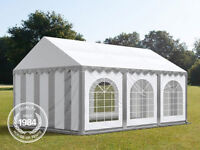Luxury (premium) party tent / marquee 4m x 6m in perfect condition