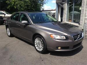 2007 VOLVO S80 AWD CUIR+TOIT+MAGS