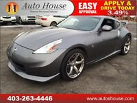 2011 Nissan 370Z Touring NISMO 6 SPEED MANUAL PUSH BUTTON START