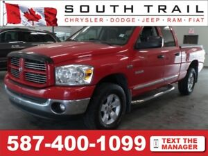 2008 Dodge Ram 1500 CONTACT NOSH @ 587-400-0812 FOR A GREAT DEAL