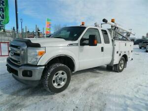2011 FORD F-250 4X4 /SERVIVE BODY ONLY 161 000KMS
