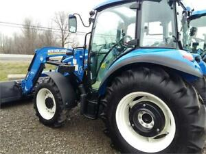 New Holland Tractor Loader | Find Farming Equipment, Tractors, Plows