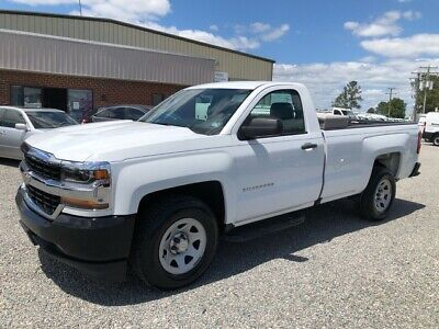 2017 Chevrolet Silverado 1500 Regular Cab Longbed Work Truck 2017 Chevrolet Silverado 1500 Regular Cab Longbed Work Truck 122942 Miles Summit