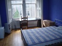 5 bed HMO student apartment in Marchmont