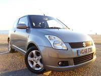 Suzuki Swift 1.5 VVTS GLX ONE OWNER ! FULL S/H AIR CON, ALLOY WHEELS,