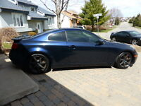 2004 Infiniti G35 M6 Brembo Coupe (2 door)