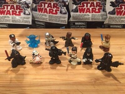 Star Wars Micro Force Blind Bag Series 2  Choose Your Character  Same Day Ship