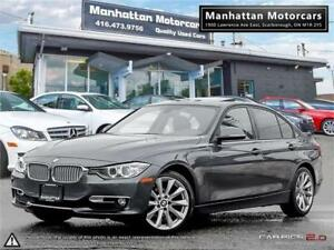 2014 BMW 320i X-Drive EXECUTIVE |NAV|ROOF|PHONE|XENON|NOACCIDENT