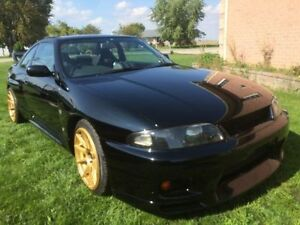 Absolutely beautiful 1995 R33 Nissan Skyline GTR LOW KM E TESTED