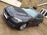 BMW 520d SE F11 Touring Auto Diesel Towbar Full Black Leather Heated Seats Bluetooth 530d 525d 320d