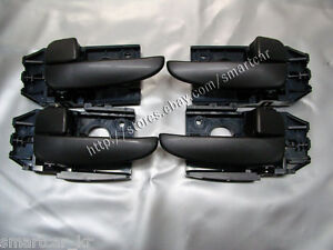 2000 2001 2002 2003 2004 2005 2006 Hyundai Elantra Oem Door Inside Handle 4pcs