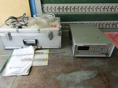 RION Particle Counter KC-21A & Printer KP-05A