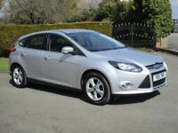 Ford Focus 1.6 TI-VCT ( 105ps ) 2011.25MY Zetec