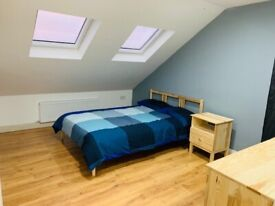 Luxury House Share Bed-Sit with Luxury En-Suite Shower Room with ALL BILLS INC.