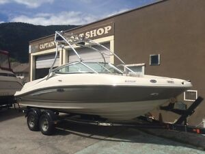 2007 Sea-ray 210 select open bow
