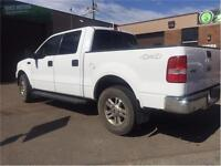 2006 FORD F150 SUPERCREW LARIAT /LEATHER/ ROOF! WARRANTY!!