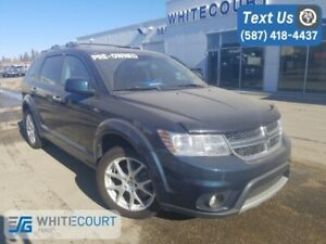 2014 Dodge Journey R/T AWD FULLY LOADED! DVD NAV SUNROOF 3RD ROW