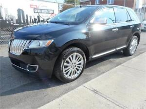 LINCOLN MKX AWD 2011 ( NAVIGATION, BLUETOOTH )