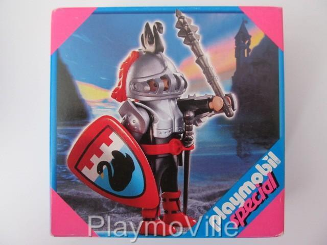 Playmobil Special figure set 4689 Swan knight & weapons NEW & sealed