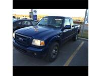 2010 FORD RANGER 4WD SUPERCAB SPORT 4.0L (AUTOMATIQUE, MAGS!!!)