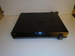 SONY FM-AM, DVD PLAYER/ STEREO RECEIVER