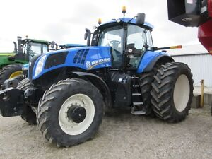 2014 New Holland T8.360 Tractor London Ontario image 1