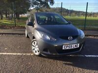 Mazda Mazda2 1.3 TS 2009 59 *ONLY 46K MILES, FSH, NEW MOT, NEW SERVICE*