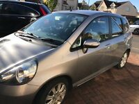 2007 Honda Jazz 1.4 SE 5 door automatic silver- low miles