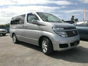 2003 Nissan Elgrand E51 Gold 5 Speed Automatic Wagon Underwood Logan Area Preview