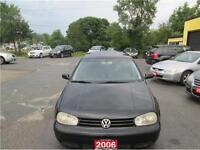 2006 Volkswagen Golf GLS