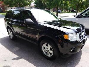 2010 Ford Escape XLT . Loaded , Ice Cold  Air, Auto $5450.00