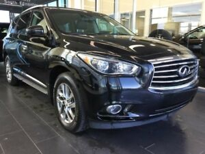 2015 Infiniti QX60 CPO rates as low at 0.9%, 6 year/160,000km co