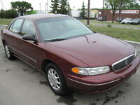 2001  BUICK CENTURY- DUAL CLIMATE CONTROL
