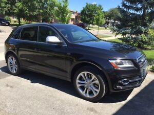 2014 Audi SQ5 3.0 Quattro Technik SPORT and LUXURY
