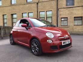 2014 Fiat 500 S 3 Door Hatchback