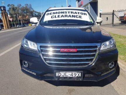 2015 Haval H2 Premium 2WD Black 6 Speed Manual Wagon