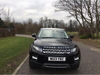 2013 Land Rover Range Rover Evoque 2.2SD4