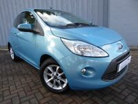 Ford Ka 1.25 Style Plus, 3 Door, Immaculate Example with Very Low 39,000 Miles Only, Perfect 1st Car