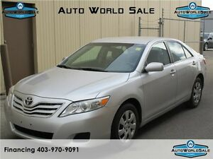 2011 TOYOTA CAMRY LE |AUTOMATIC