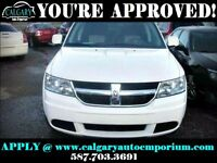 2009 Dodge Journey $99 DOWN EVERYONE APPROVED